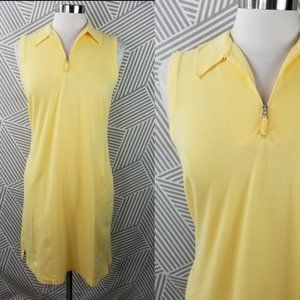 Talbots Dress Size Small Polo Sheath Sleeveless